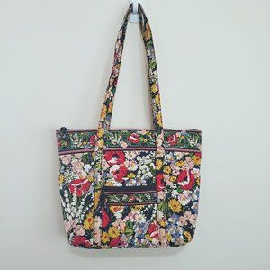 Vera Bradley Poppy Fields Tote Bag